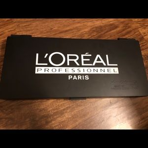Professional L'Oreal makeup case Makeup Brushes